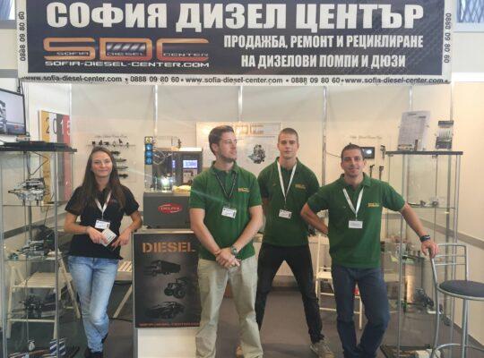Представяне на ремонт на пиезо дюзи SIEMENS по технология на производителя.