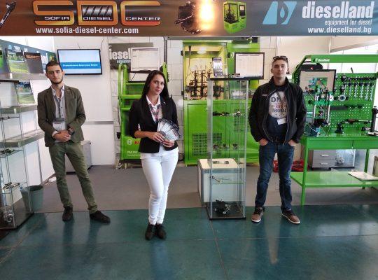 Представяне на иновации в ремонта на дизелови помпи и дюзи